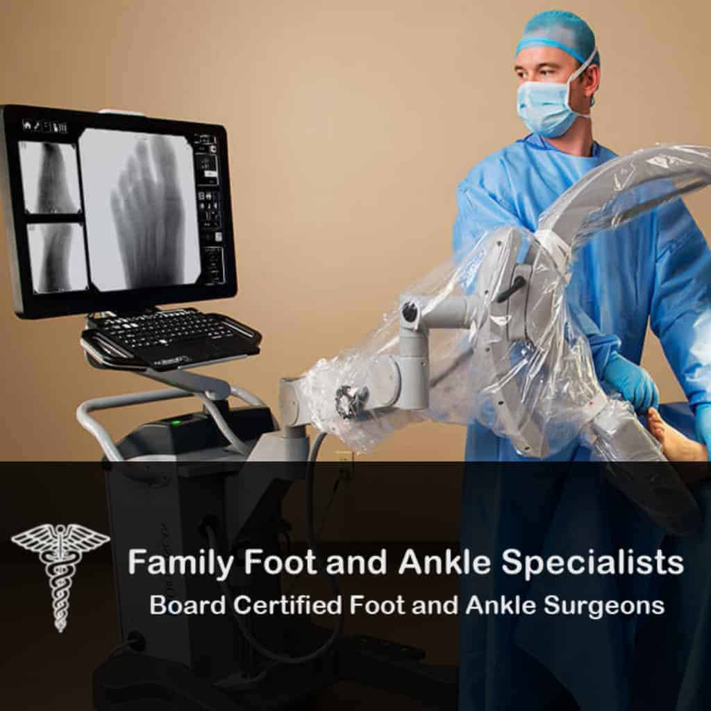 Foot and Ankle Doctors Southfield MI
